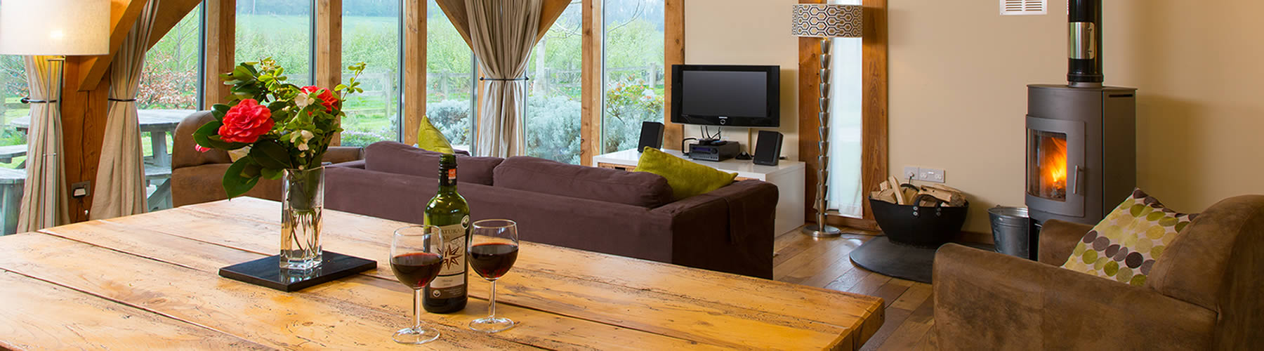 Luxury Cottages in South Devon
