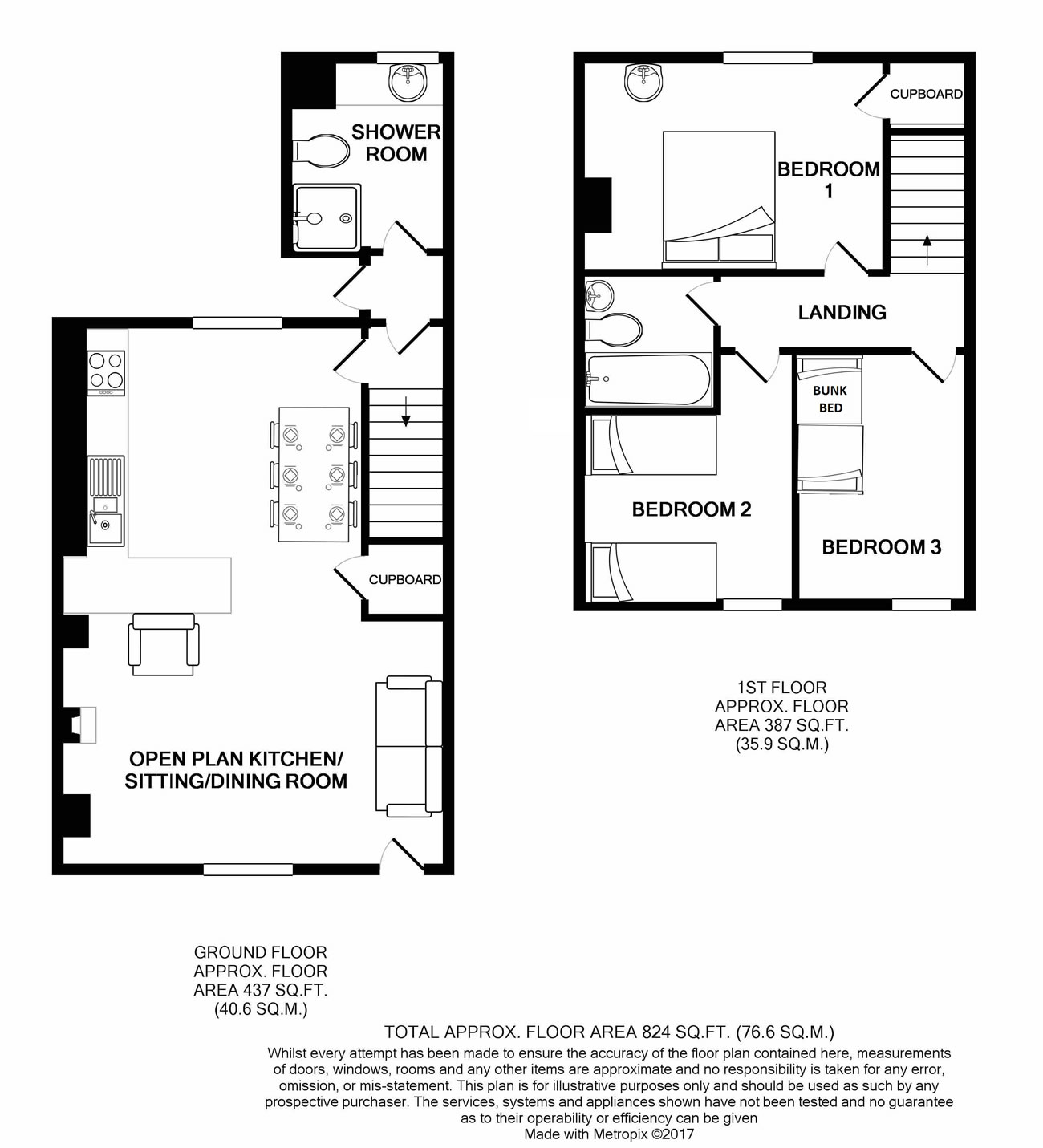 Shepherds Floor Plan