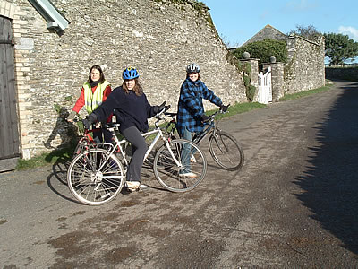 Cycling Holidays in Devon