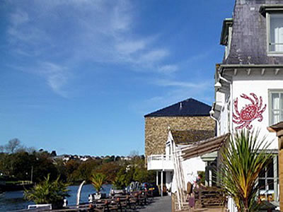 The Crab Shell Inn, Kingsbridge