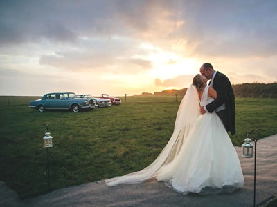 Weddings at Carswell Farm Cottages