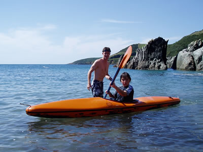 Canoeing & Sailing in Devon