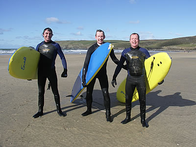 Activities Surfing in Devon
